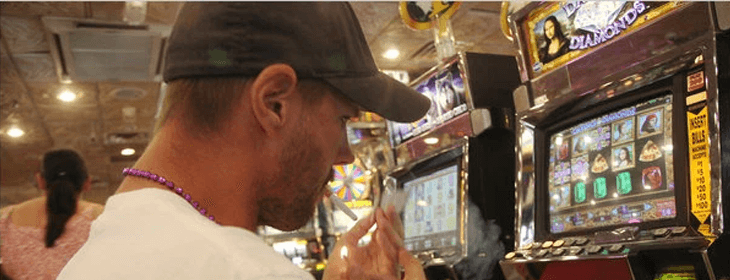 Prohibition of Smoking in NJ Casinos